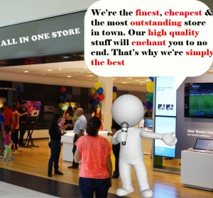all in one store
