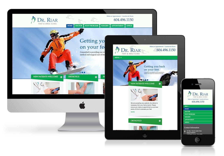 ivoryshore web design
