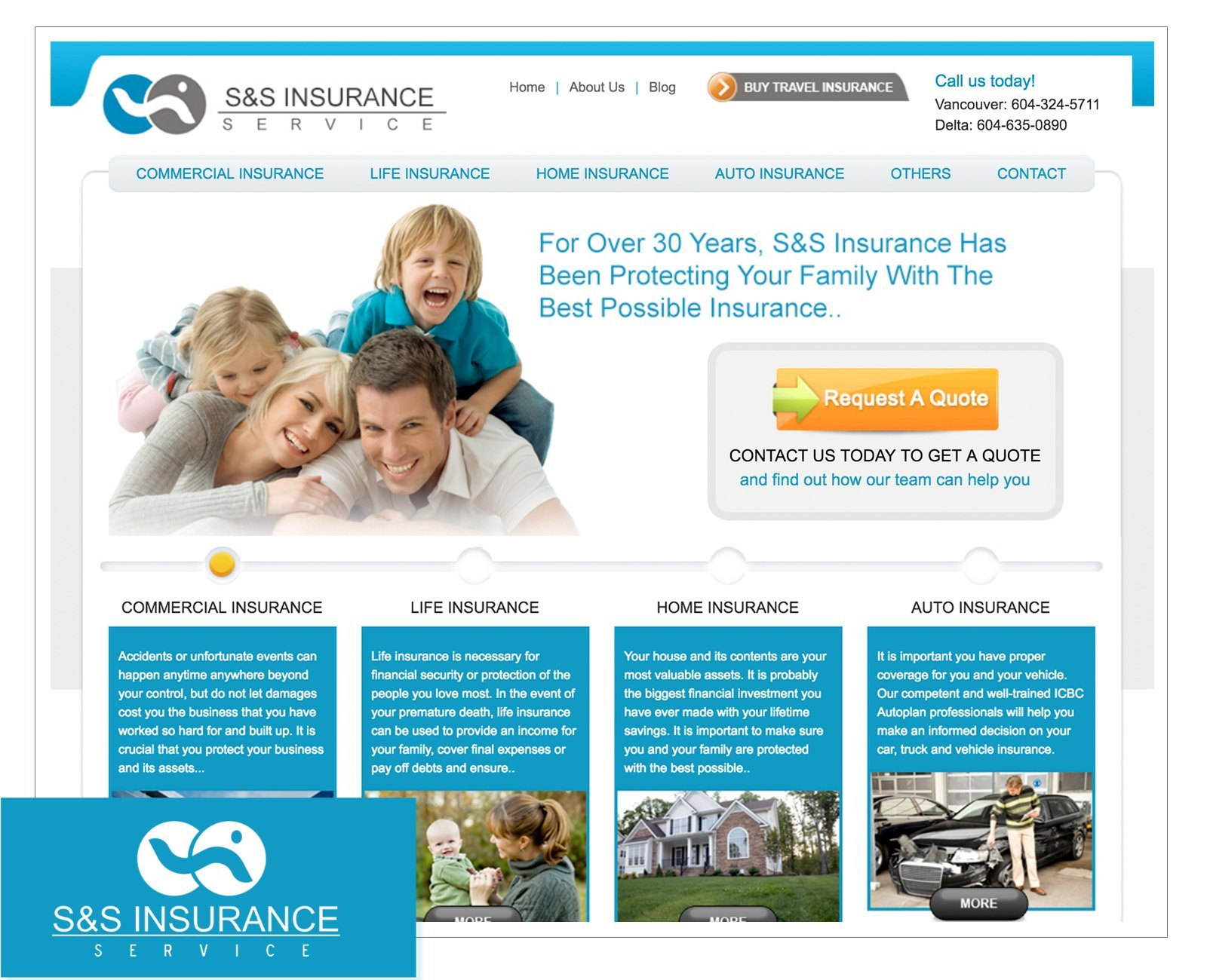 vancouver web design for small business
